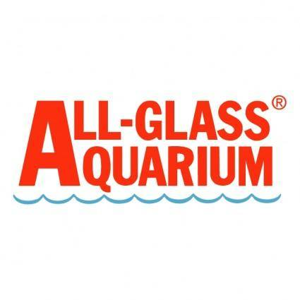 All glass aquarium