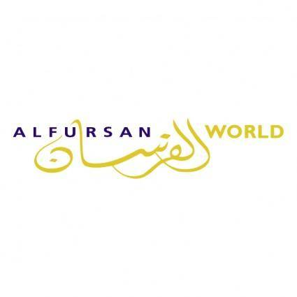 free vector Alfursan world