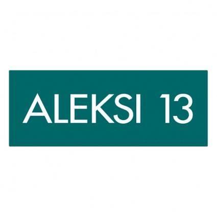Aleksi 13
