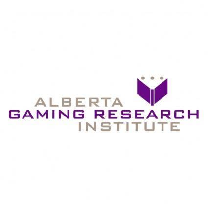 free vector Alberta gaming research institute