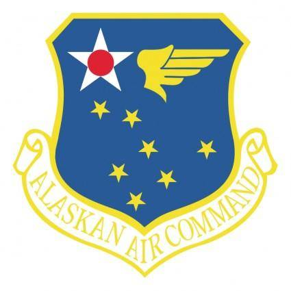 free vector Alaskan air command