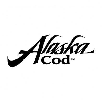 free vector Alaska cod