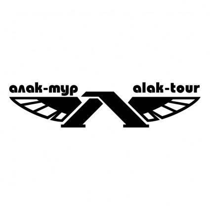 free vector Alak tour