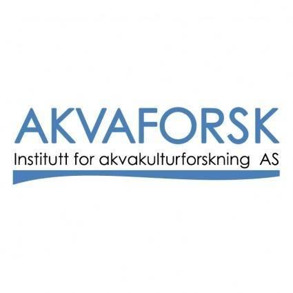 free vector Akvaforsk