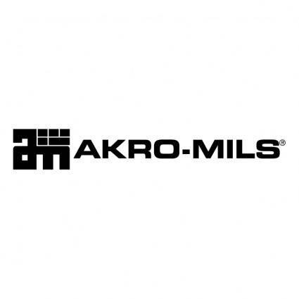 free vector Akro mils 1