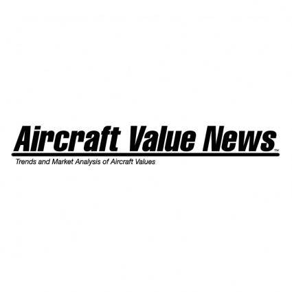 free vector Aircraft value news
