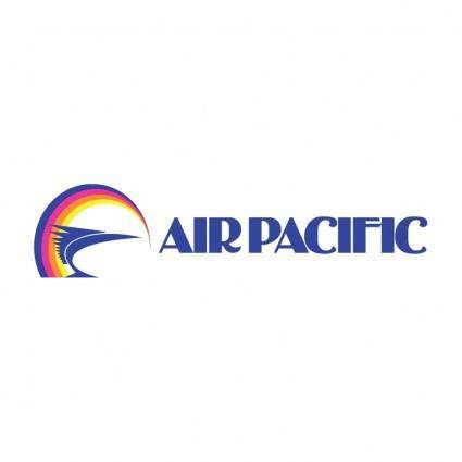 free vector Air pacific