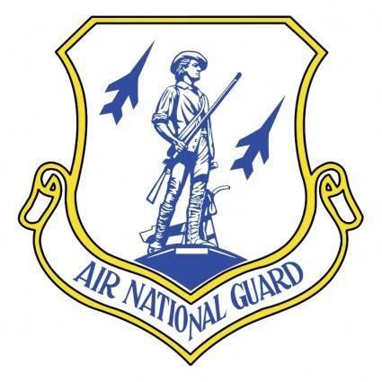 free vector Air national guard