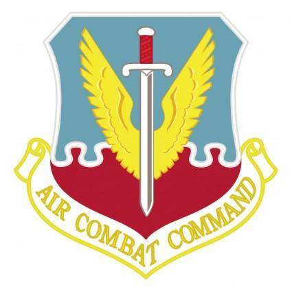 free vector Air combat command