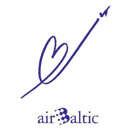 Air baltic 0