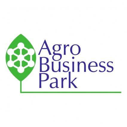 free vector Agro business park