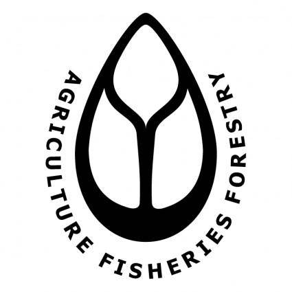 free vector Agriculture fisheries forestry