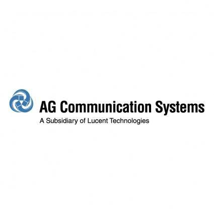 Ag communication systems 0