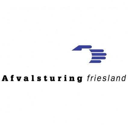 Afvalsturing friesland