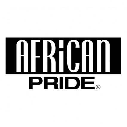 free vector African pride