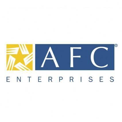 free vector Afc enterprises