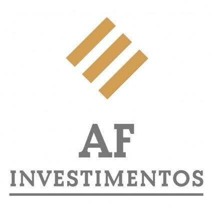 Af investimentos