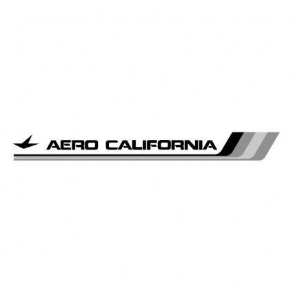 Aero california