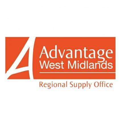 free vector Advantage west midlands