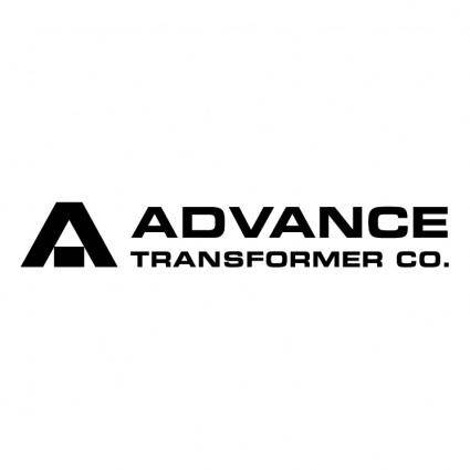 Advance transformer