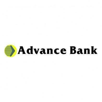Advance bank