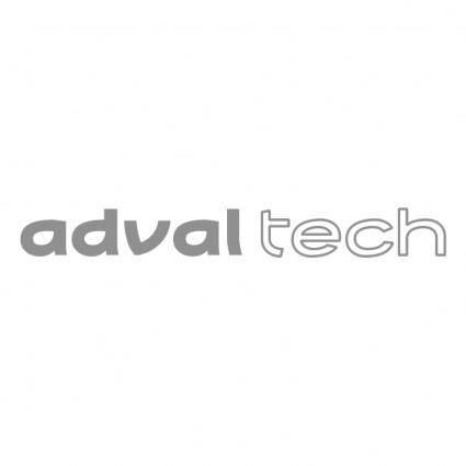 free vector Adval tech