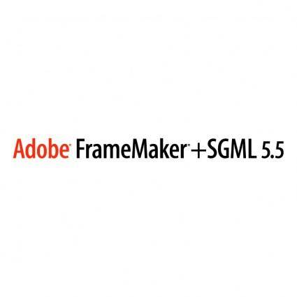 Adobe framemakersgml
