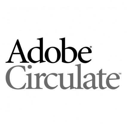 Adobe circulate