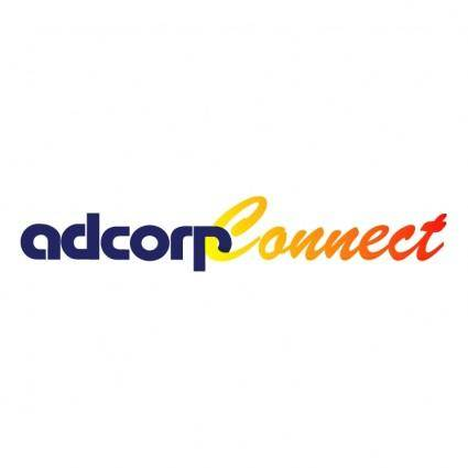 free vector Adcorp connect