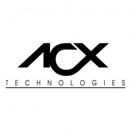 free vector Acx technologies