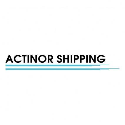 Actinor shipping