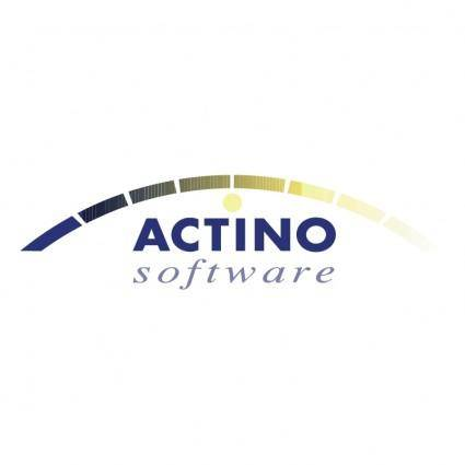 Actino software