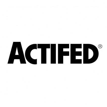 free vector Actified