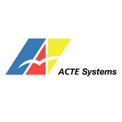 Acte systems
