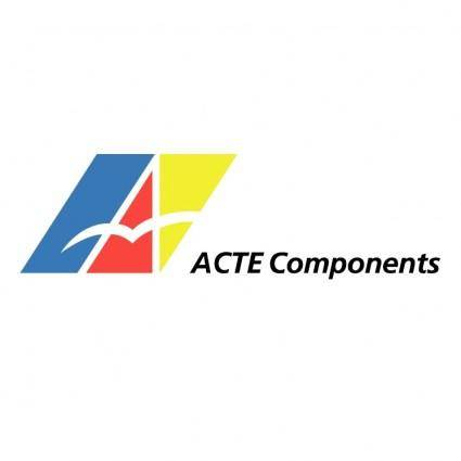 Acte components