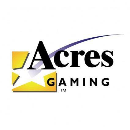 free vector Acres gaming