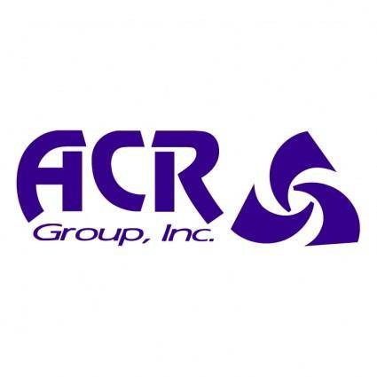 free vector Acr group