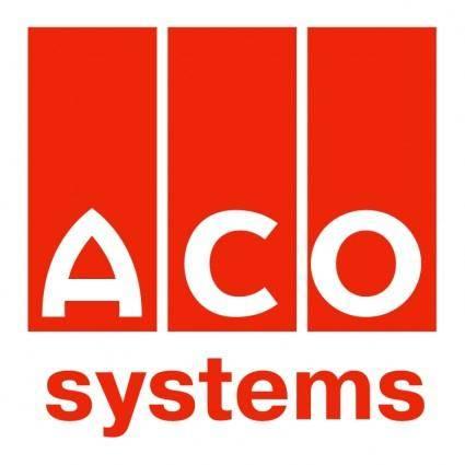 Aco drain systems