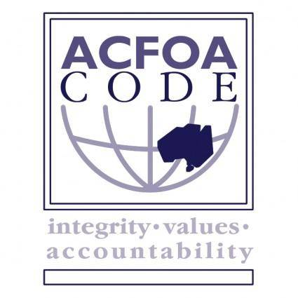 free vector Acfoa code
