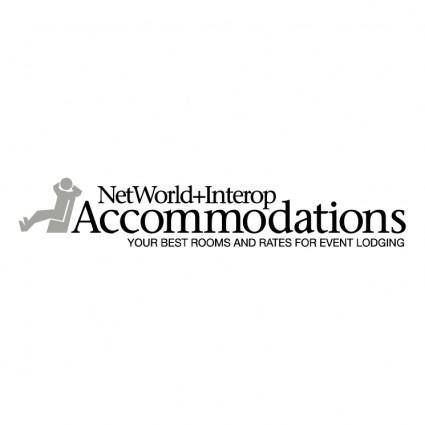 free vector Accommodations