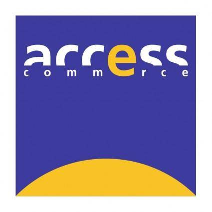 free vector Access commerce