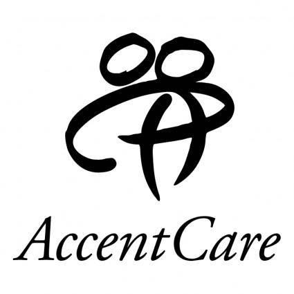 free vector Accentcare
