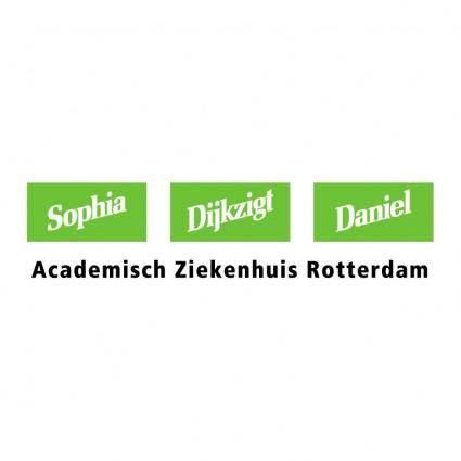 free vector Academisch ziekenhuis rotterdam