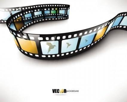 Film 03 vector