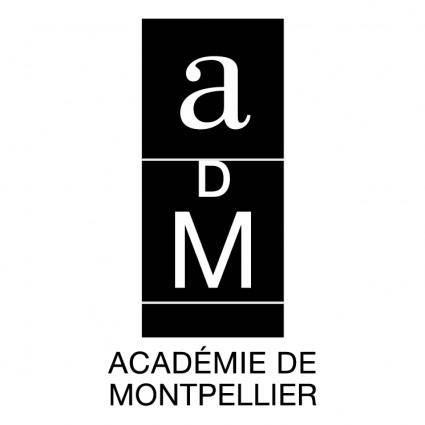 Academie de montpellier 2