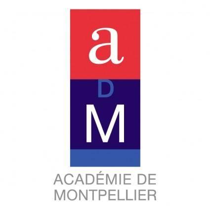 Academie de montpellier 1