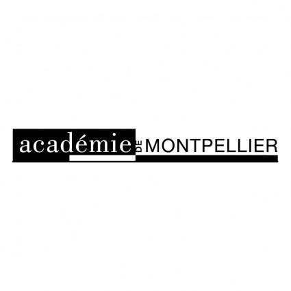 Academie de montpellier 0
