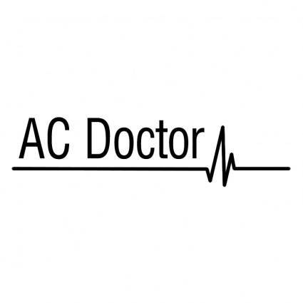 free vector Ac doctor