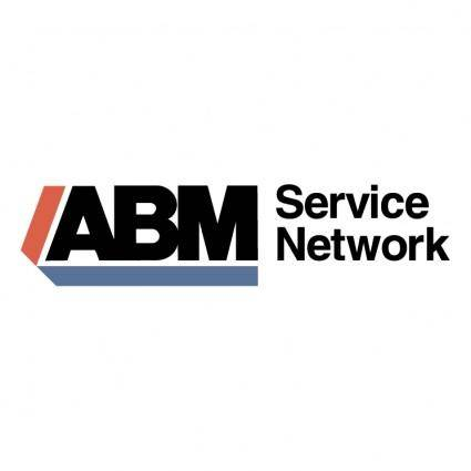 free vector Abm service network