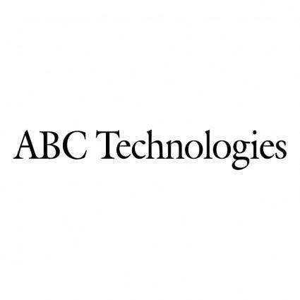 free vector Abc technologies